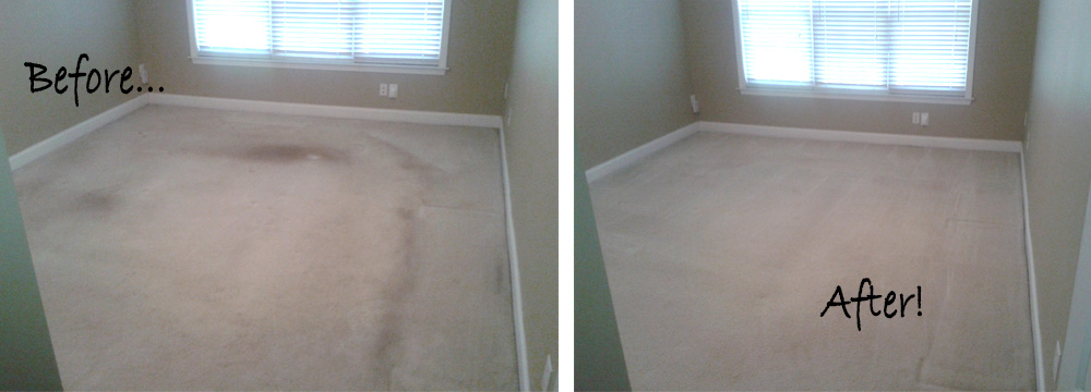BeforeAfter_Carpet Cleaning Charlotte NC