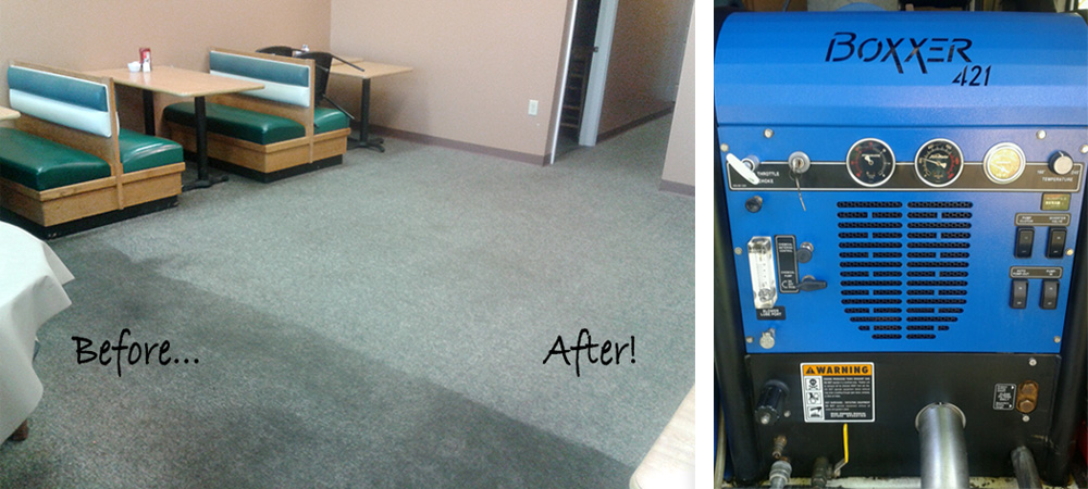 carpet steam cleaning charlotte nc